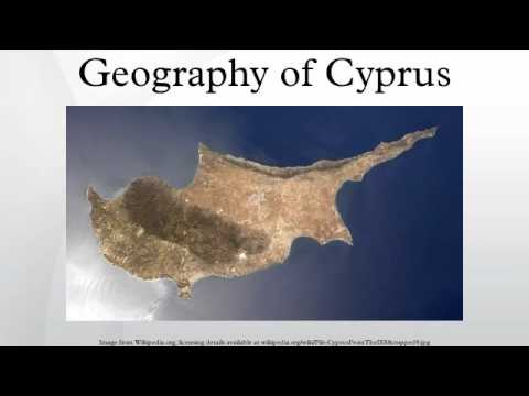 A geography of cyprus