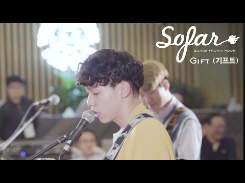 Gift (기프트) - On Your Way | Sofar Seoul