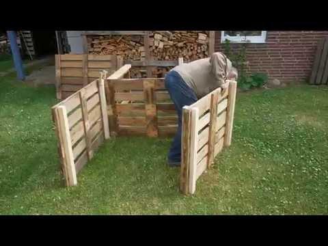 kompost herstellung ganz einfach doovi. Black Bedroom Furniture Sets. Home Design Ideas