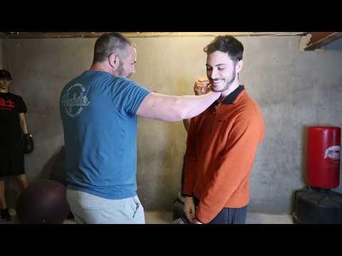Teaching Self Defense To My Terrified Stepson