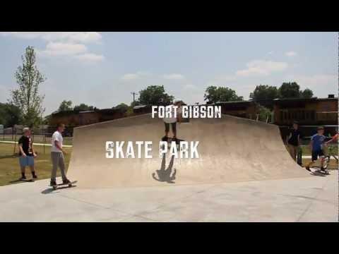 Fort Gibson Skate Park
