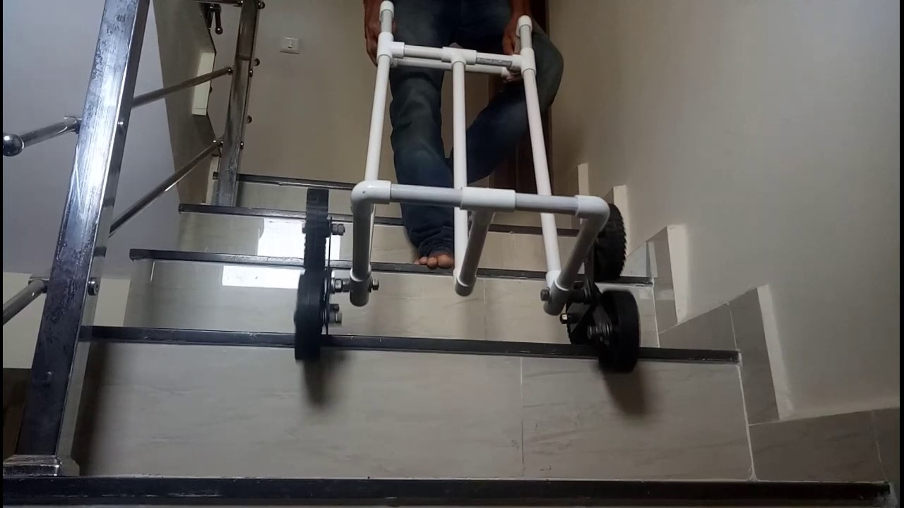 DESIGN ENGINEERING PROJECT | STAIR CLIMBER TROLLEY