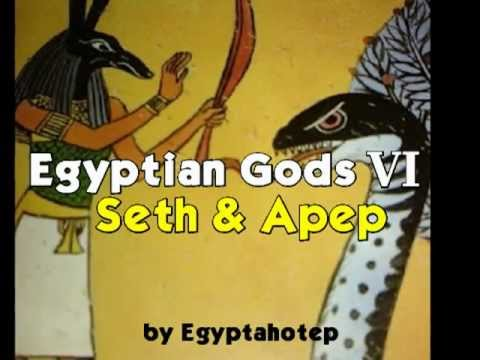 egypt 246 seth amp apep egyptian gods vi by egyptahotep
