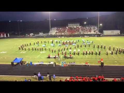 Cedartown High School Marching Band 8/24/18
