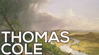 Thomas Cole: A collection of 134 paintings (HD)