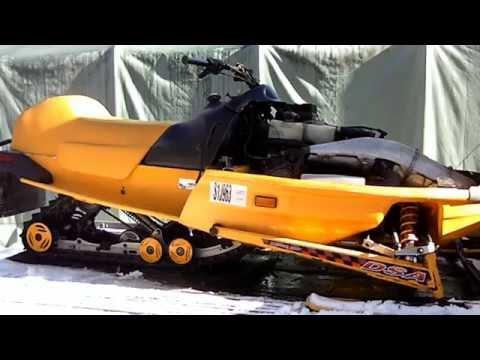 Ski-Doo MXZ 670 Primer Change