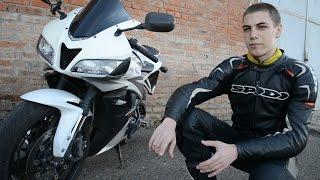 """Honda CBR600RR 2007. Тест-драйв и обзор - """"Мечта"""""""