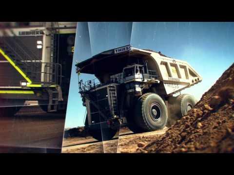 Liebherr - Mining Review 2015