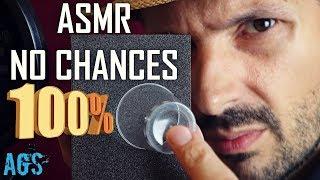 ASMR No Chances. Intense 100% Tingles (AGS)