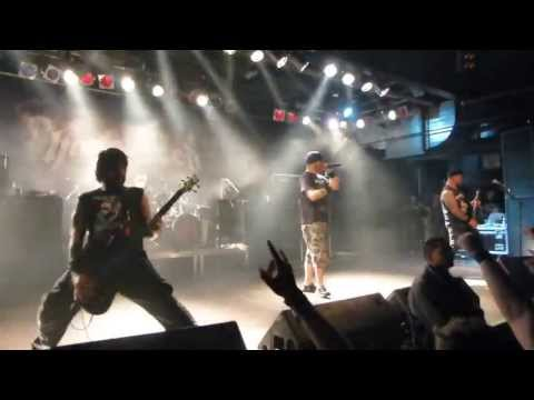 Hatebreed - Indivisible, Live @ Backstage Munich 26.6.2013
