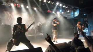 Hatebreed - Indivisible, Live @ Backstage Munich 26.6.2013
