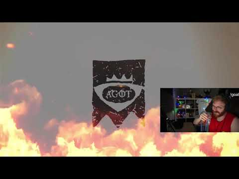Tommykay Reacts to Crusader kings 3 Game of Thrones Teaser Trailer |