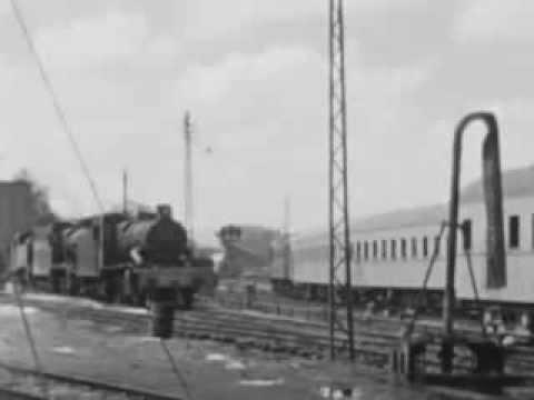 Railways in Egypt 1952-1953