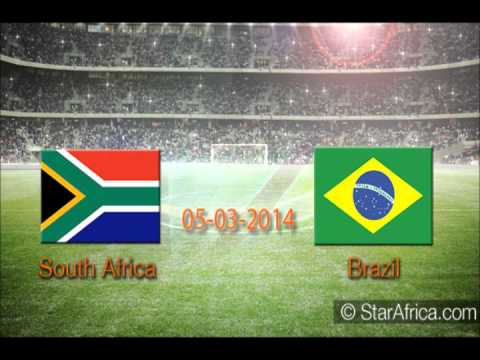 South Africa 0 - 5  Brazil  -  Goals Live Stream Free