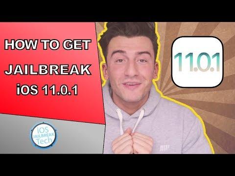 How To Jailbreak And Install Cydia IOS 11.0.1