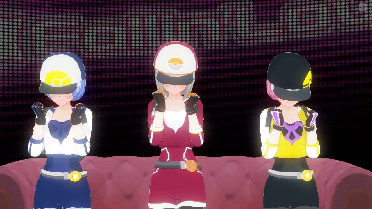 Custom Maid 3D 2 - ドキドキ Fallin'Love (Pokemon Go) - YouTube