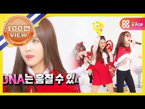 주간아이돌 - (Weekly Idol EP.230) Christmas Special GFRIEND Sing 'BigBang - Fantastic Baby'