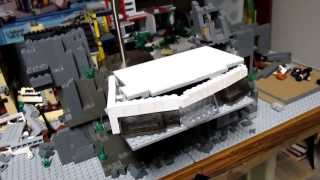 BEHIND-THE-SCENES:  Iron Man 3 Trailer in LEGO