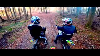 Extreme Off Road With Pit Bikes
