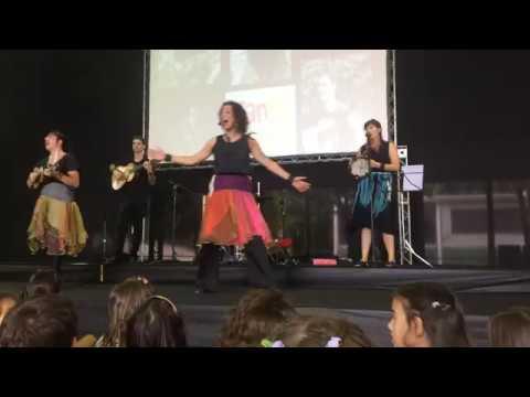 Estrela do Mar (Música Marina Siqueira e Paula Lisboa / Letra: Teca Barbieri)