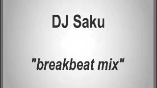 DJ Saku - Breakbeatmix