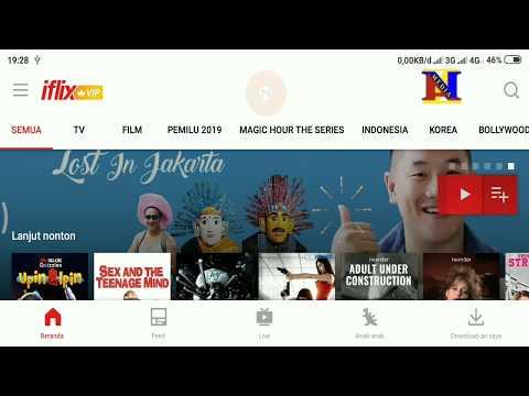 Cara Menyimpan & Perpanjang Video Offline Iflix Tanpa Harus Download Lagi Di Android.