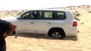 Desert Driving Training