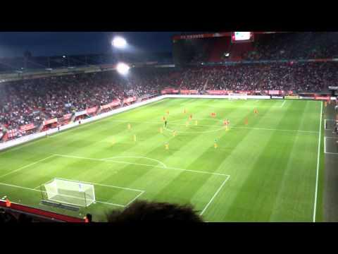 Goal Ziyech Fc Twente Ado Den Haag Youtube