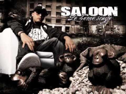 Saloon feat Dany Dan - Punchline Remix / Le 4e Singe (2008)