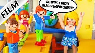 Playmobil Film deutsch | SCHNÖSEL als neue Klassensprecherin? Wahlen in Playmobil City | Kinderserie
