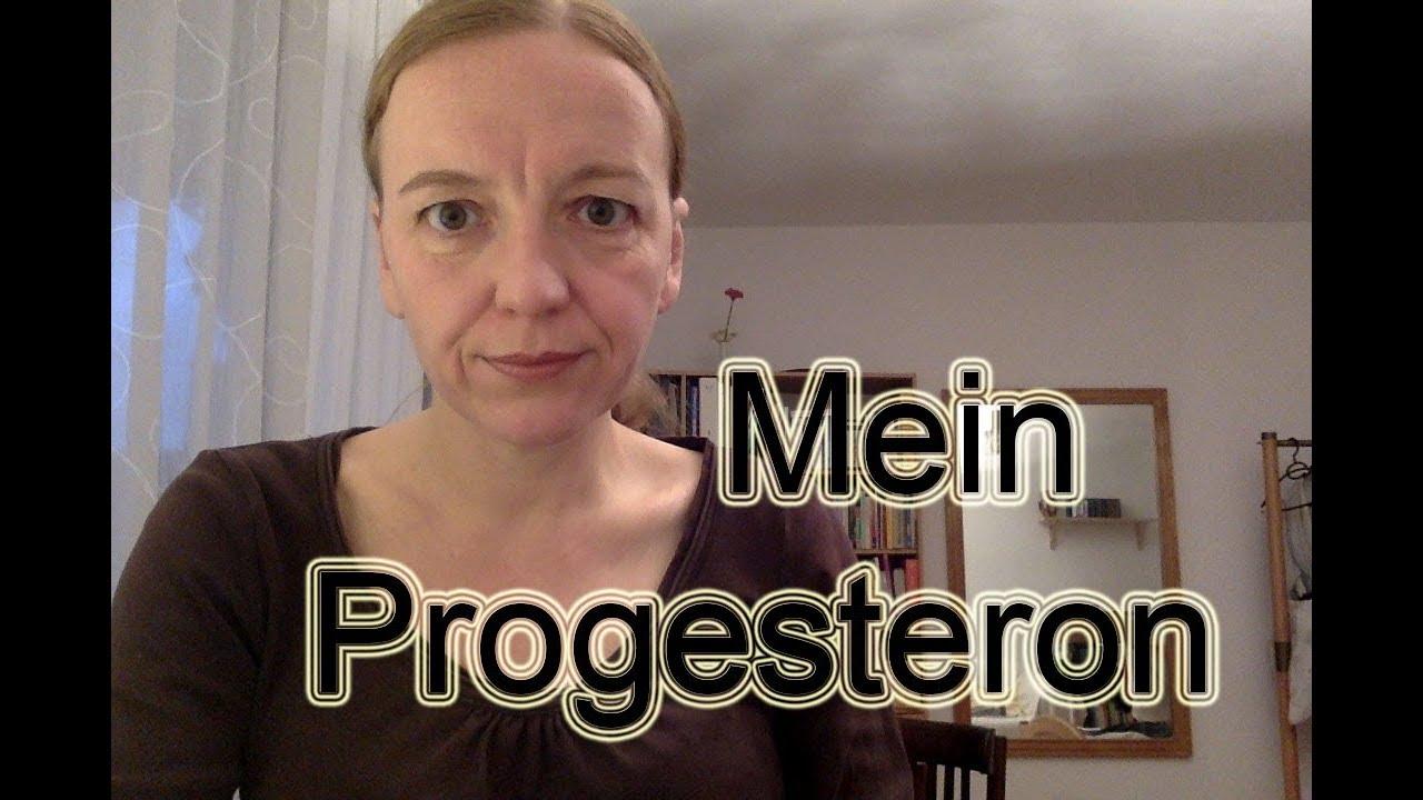 Meine Progesteronentwicklung // KINDERWUNSCH mit 40 - YouTube