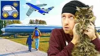 Лего Пассажирский Терминал Аэропорта — как Илья и Картонка в тёплые края летали