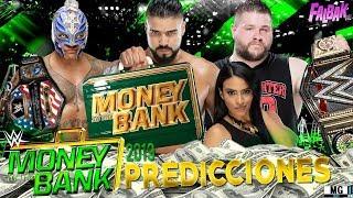 PREDICCIONES MONEY IN THE BANK 2019   Falbak