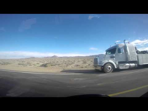 California State Route 127 Truck Accident