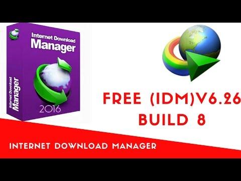 How to install Internet Download Manager IDM v 6 26 Build 8  Full + Crack