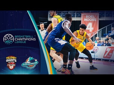 Telenet Giants Antwerp V Eb Pau-lacq-orthez – Highlights – Basketball Champions League 2019-20
