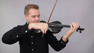 Mezzo Forte Design And Premium Violins For Nikhil