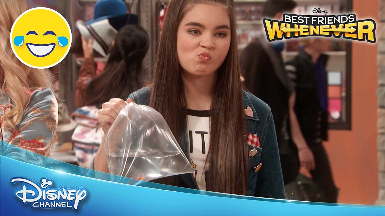 Download Best Friends Whenever | Epic Girls' Day | Official Disney Channel UK