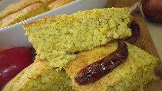 Рецепт- Кукурузный Хлеб