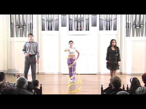 Благотворительный концерт Армянской воскресной школы