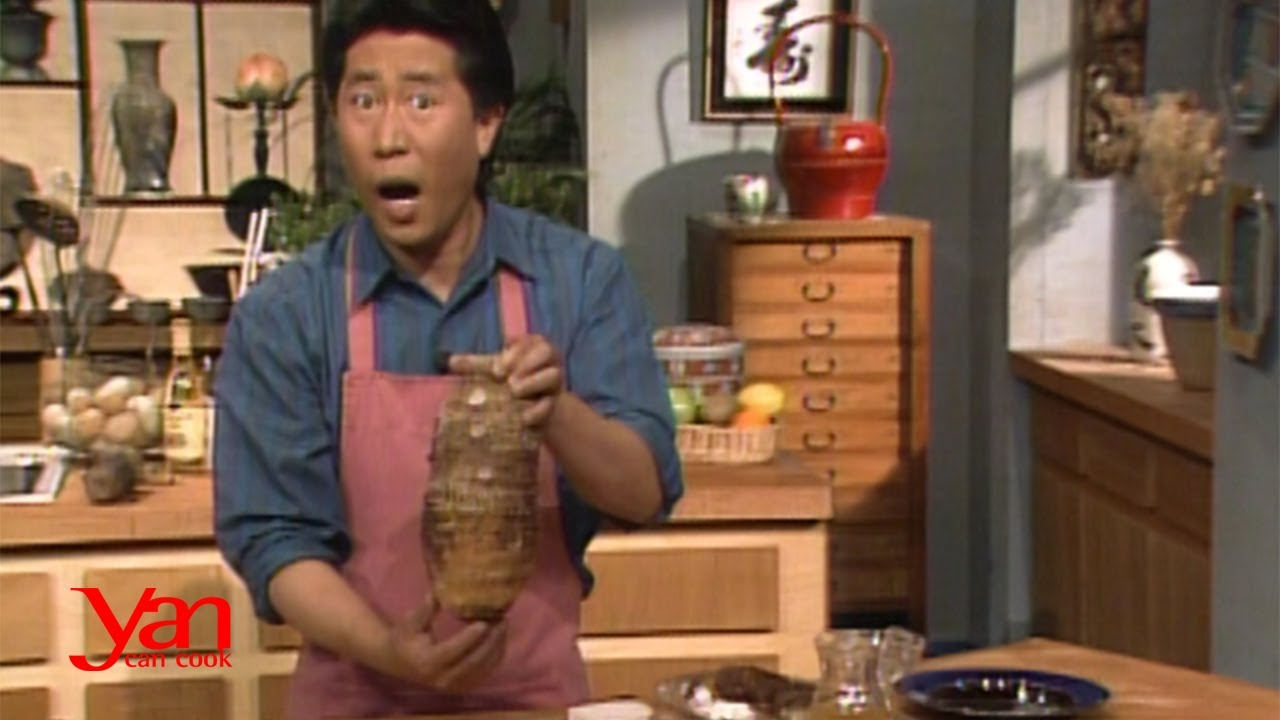 Beef with Root Vegetable Stew | Yan Can Cook | KQED