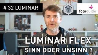 #32 Luminar Flex | Sinn oder Unsinn? | Review
