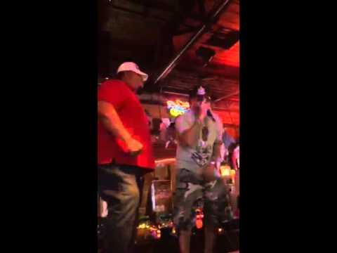 Coyote Ugly Memphis Anniversary - Vanilla Ice Karaoke