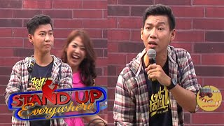 Download Video DAVID NURBIANTO   STAND UP EVERYWHERE Eps 1 [SUWHER] [26 Nov 2015] MP3 3GP MP4