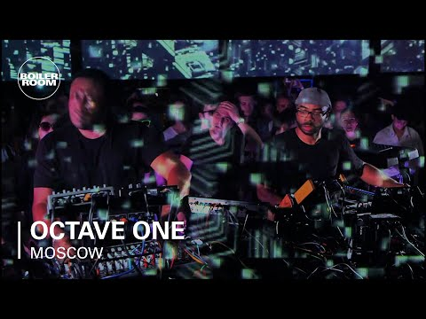 Octave One Boiler Room Moscow Live Set