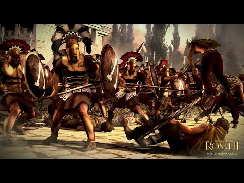Let's Play: Total War: Rome 2: Bithynia Campaign Part 1