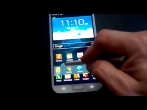 MultiView On The Samsung Galaxy Note II