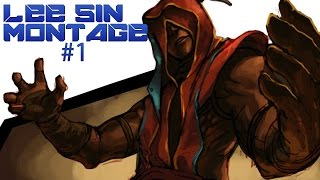 Joosidzy EV Lee Sin MONTAGE #1