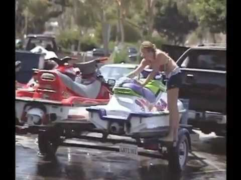 Jet Ski Maintenance and Storage Tips (SBT)