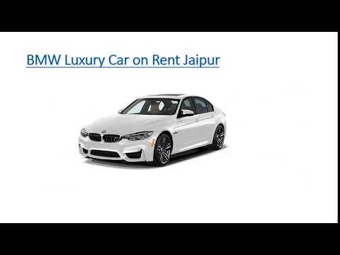 Bmw Luxury Car Hire Jaipur